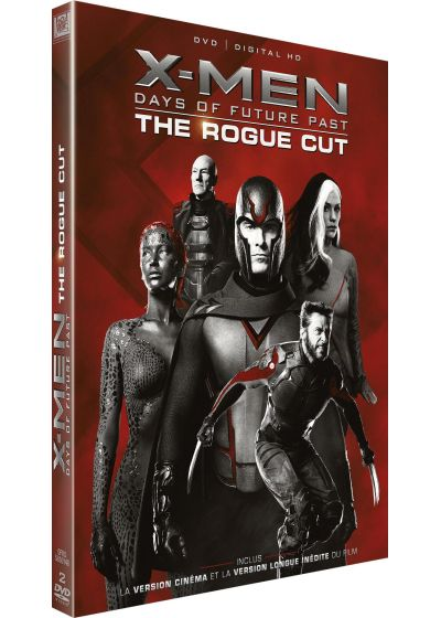 X-Men : Days of Future Past (Rogue Cut) - DVD