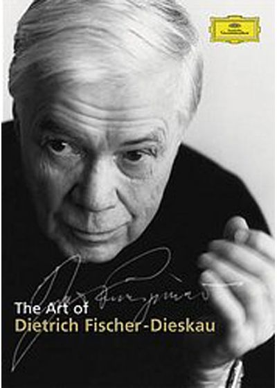 Fischer-Dieskau, Dietrich - The Art of - DVD