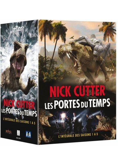 Dvdfr nick cutter les portes du temps l 39 int grale des - Les portes du hammam vendargues ...