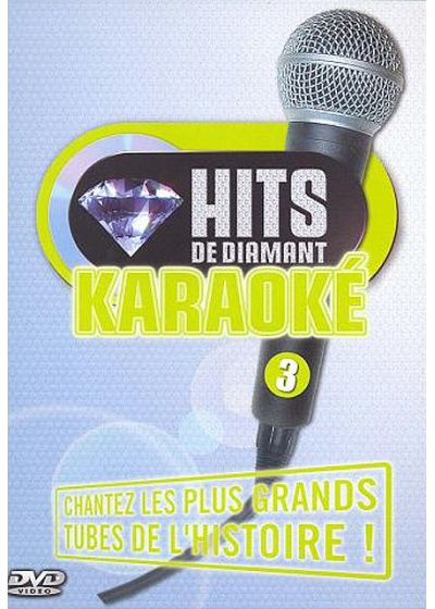 Hits de diamant karaoké - Vol. 3 - DVD