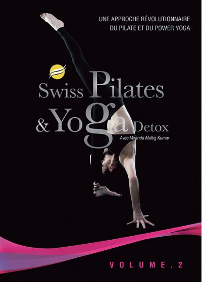 Swiss Pilates & Yoga Detox Volume 2 - DVD