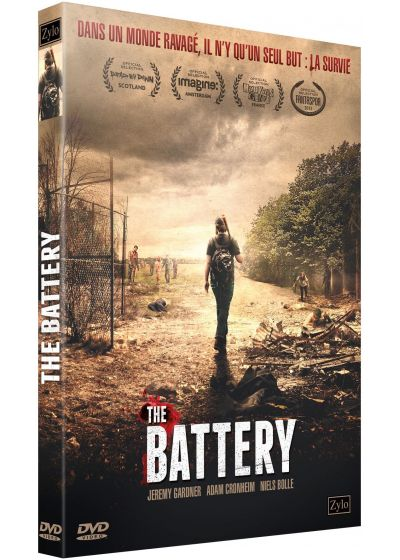 The Battery - DVD