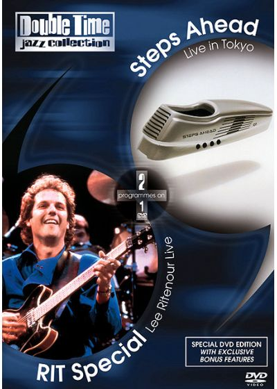 Double Time Jazz Collection - RIT Special / Lee Ritenour Live + Steps Ahead / Live in Tokyo - DVD
