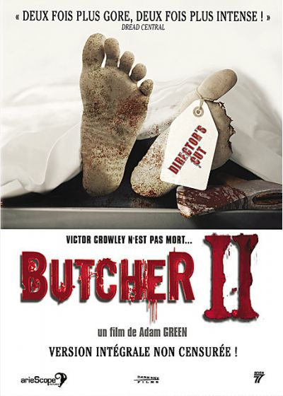 Butcher II (Version intégrale non censurée) - DVD