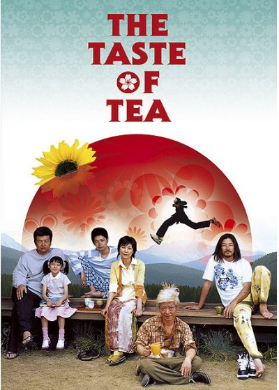 The Taste of Tea - DVD