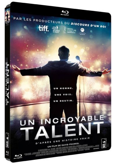 Un Incroyable talent - Blu-ray
