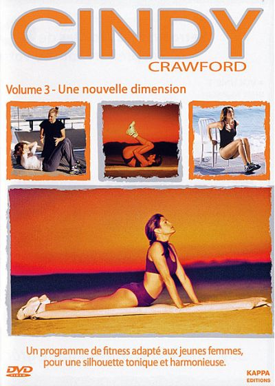 Cindy Crawford - Une nouvelle dimension - DVD