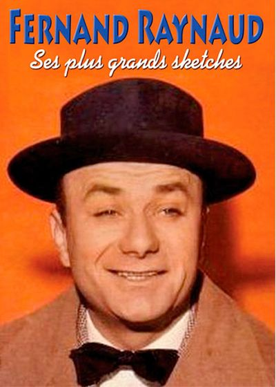Fernand Raynaud : Ses plus grands sketches - DVD