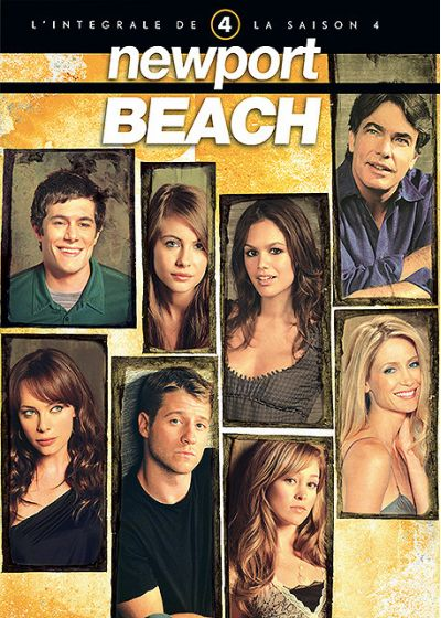 Newport Beach - Saison 4 - DVD