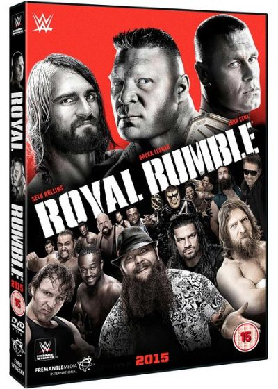 Royal Rumble 2015 - DVD