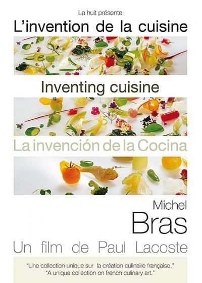 L'Invention de la cuisine - Michel Bras - DVD