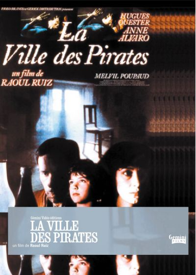 La Ville des pirates - DVD