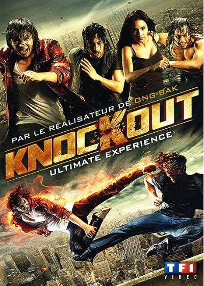 Knockout Ultimate Experience - DVD