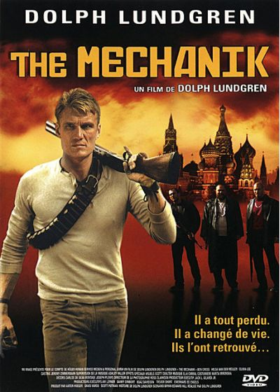 The Mechanik - DVD