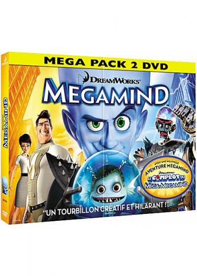 Megamind (Édition Collector) - DVD