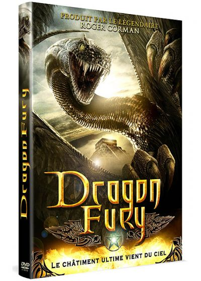 Dragon Fury - DVD