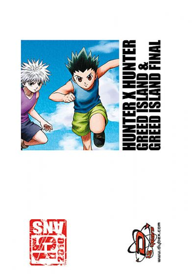 Hunter x Hunter : Greed Island + Greed Island Final (Édition Limitée 15ème Anniversaire) - DVD