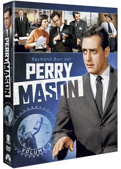 Perry Mason - Vol. 1 - DVD