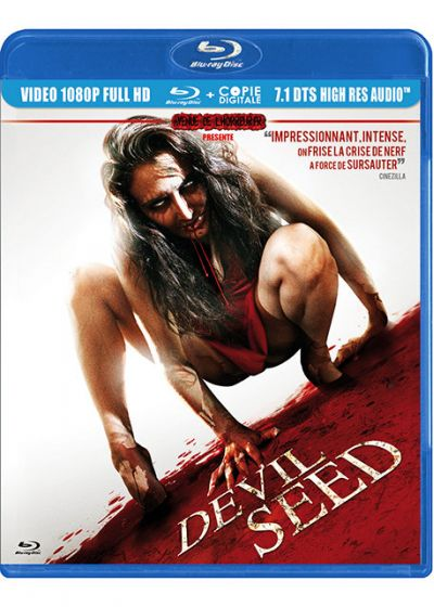 Devil Seed (Blu-ray + Copie digitale) - Blu-ray