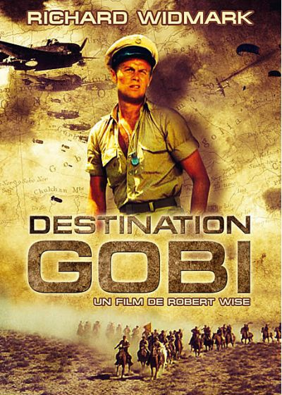 Destination Gobi (Version restaurée) - DVD