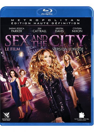 Sex and the City : Le film (Version Longue) - Blu-ray