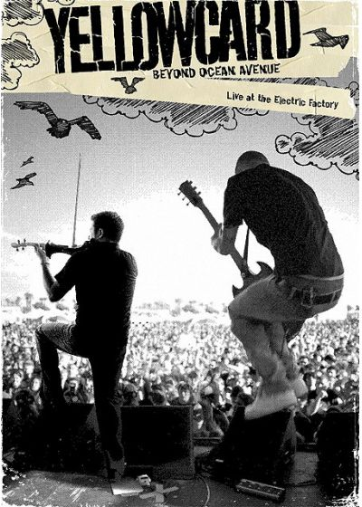 Yellowcard - Beyond Ocean Avenue - Live at the Electric Factory - DVD