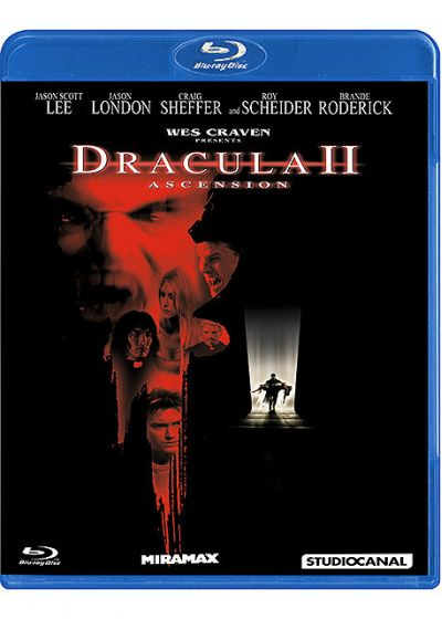 Dracula II - Ascension - Blu-ray