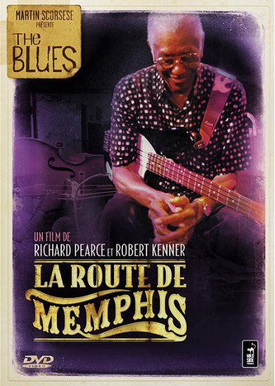 The Blues - La route de Memphis - DVD