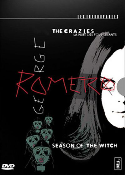 George Romero - The Crazies & Season of the Witch - DVD
