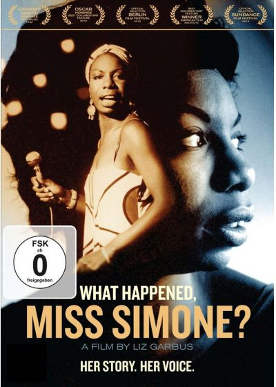 What Happened, Miss Simone? - DVD
