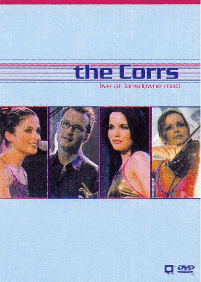 Corrs, The - Live at Lansdowne Road - DVD