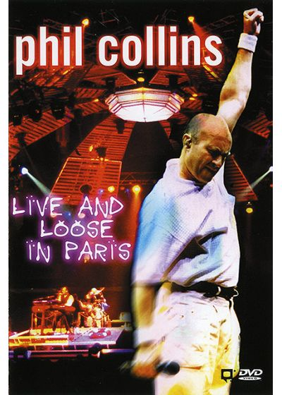 Phil Collins - Live and Loose in Paris - DVD
