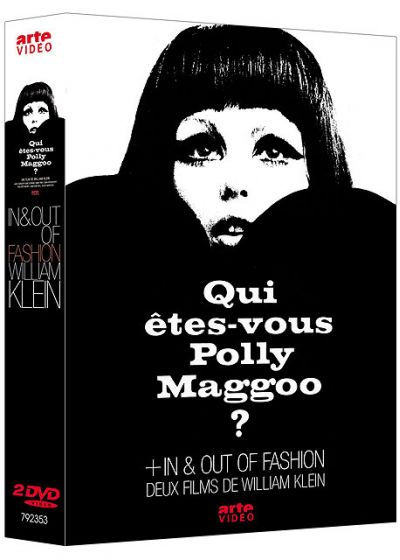 Qui êtes-vous Polly Maggoo ? + In and Out of Fashion (Pack) - DVD