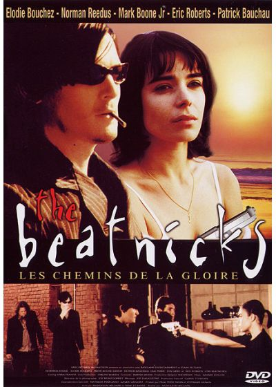 The Beatnicks (Les chemins de la gloire) - DVD