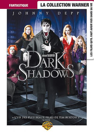 Dark Shadows - DVD