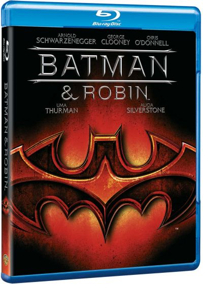 Batman & Robin - Blu-ray