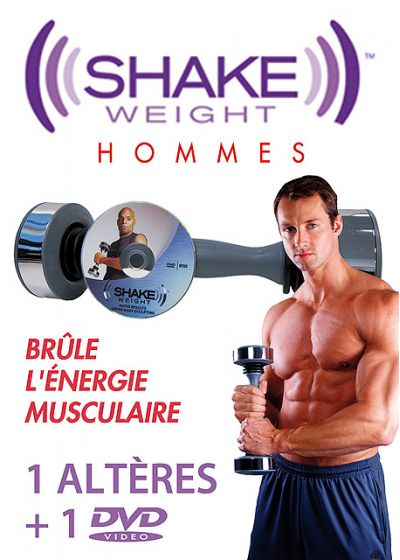 Shake Weight Hommes - DVD