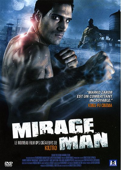 Mirage Man - DVD