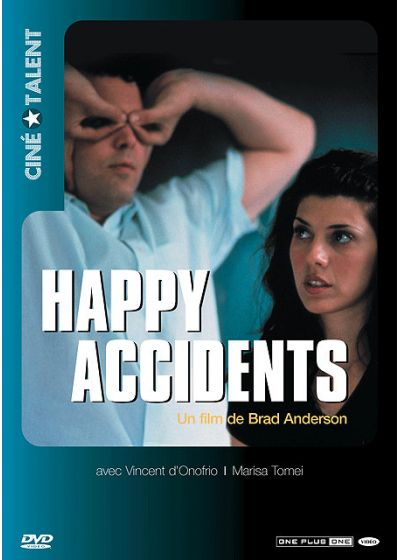 Happy Accidents - DVD