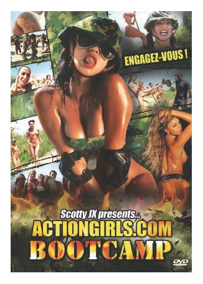 Actiongirls.com : Bootcamp - DVD