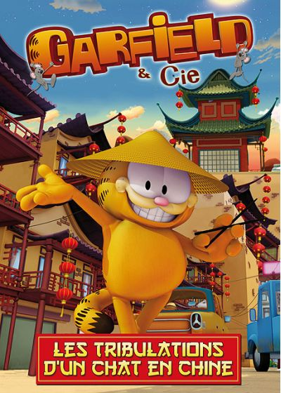 Garfield & Cie - Vol. 13 : Les tribulations d'un chat en Chine - DVD