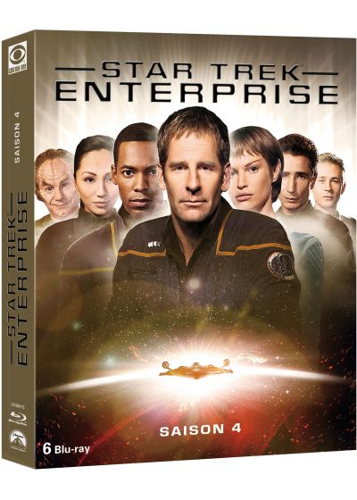 Star Trek - Enterprise - Saison 4 - Blu-ray