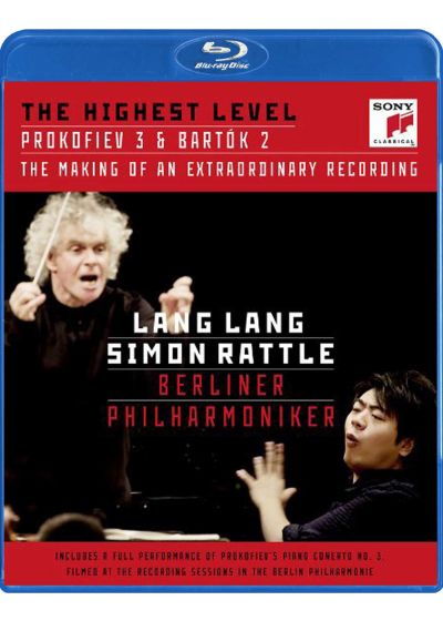 Lang Lang : The Highest Level - Blu-ray