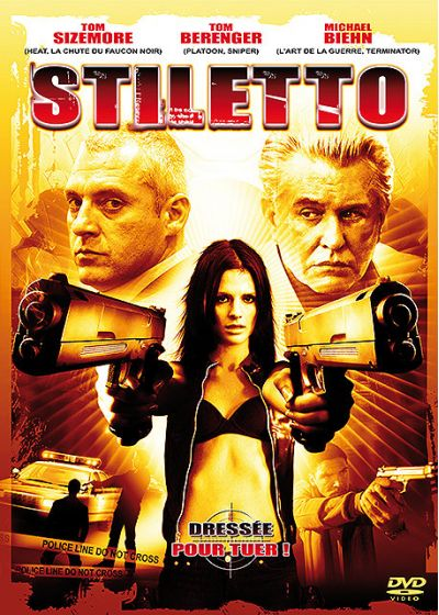 Stiletto - DVD