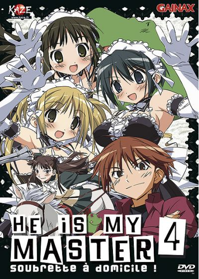 He Is My Master - Vol. 4 - DVD