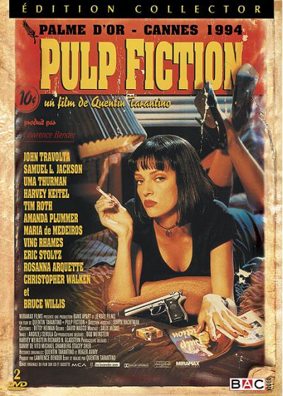 Pulp Fiction (Édition Collector) - DVD