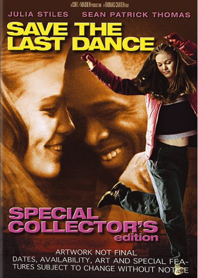 Save the Last Dance (Édition Spéciale) - DVD