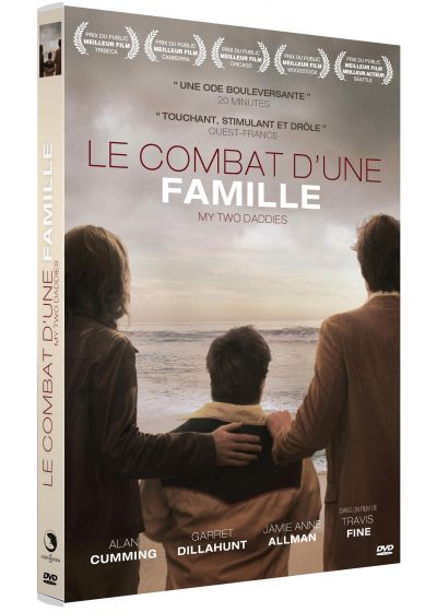 Le Combat d'une famille (My Two Daddies) - DVD