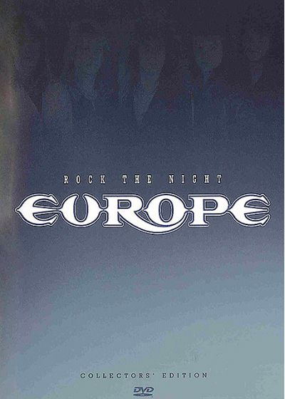 Europe - Rock The Night (Édition Collector) - DVD