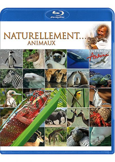 Antoine - Naturellement... - Animaux - Blu-ray